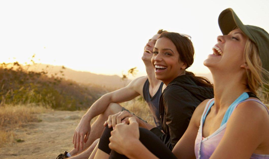 Τι κάνει τον άνθρωπο πραγματικά ευτυχισμένο; - Κυρίως Φωτογραφία - Gallery - Video
