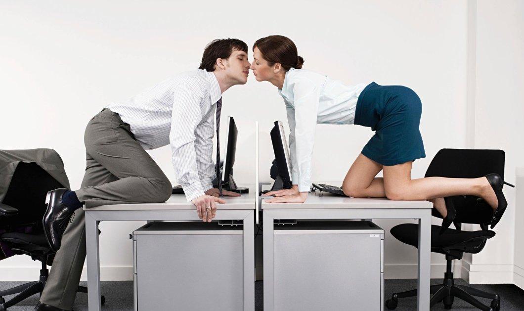 It's offic-ial:Το σεξ αυξάνει την παραγωγικότητα και στο γραφείο - Κυρίως Φωτογραφία - Gallery - Video