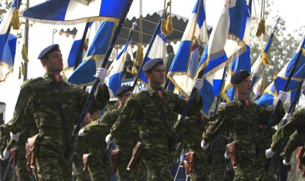 Live: Δείτε τώρα από eirinika όλη την στρατιωτική παρέλαση - Κυρίως Φωτογραφία - Gallery - Video