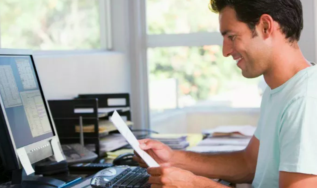 Το 52% των εργαζομένων στις ΗΠΑ δουλεύει από το σπίτι - Κυρίως Φωτογραφία - Gallery - Video
