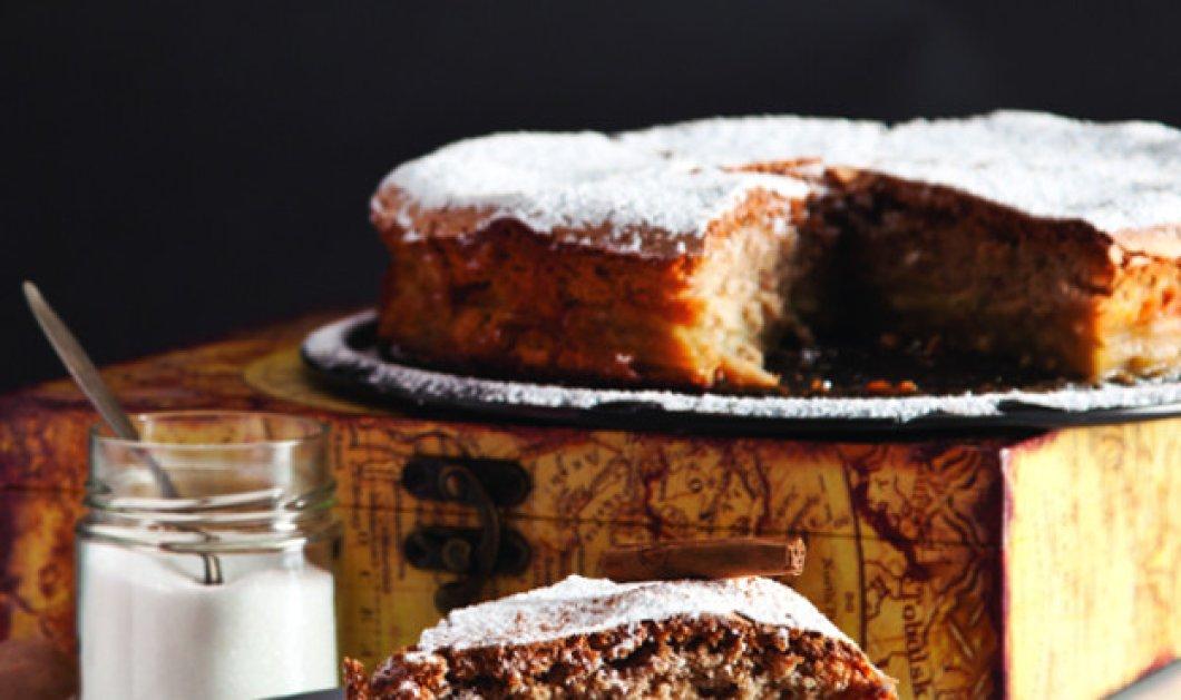 Έχετε δοκιμάσει την Sharlotka την ρωσική μηλόπιτα που φτιάχνει ο Στέλιος Παρλιάρος;  - Κυρίως Φωτογραφία - Gallery - Video