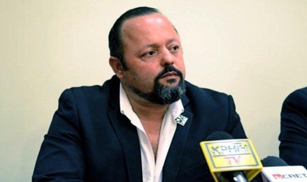 Ο Αρτέμης Σώρρας καταδικάστηκε ερήμην σε 8 χρόνια φυλακή - Αναζητείται για να συλληφθεί   - Κυρίως Φωτογραφία - Gallery - Video