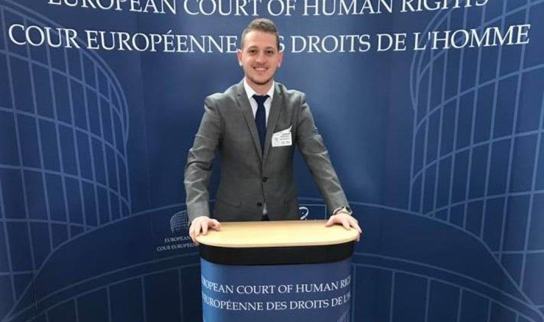 Σταύρος Θεοχάρης ετών 27 από τον Βόλο: Γνωρίστε τον υποψήφιο βουλευτή της Ολλανδίας  - Κυρίως Φωτογραφία - Gallery - Video