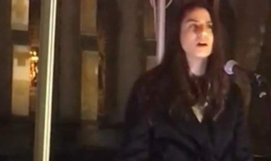 Η Ελληνίδα top woman συντάραξε το Λονδίνο με πύρινη ομιλία για το Brexit - Κυρίως Φωτογραφία - Gallery - Video