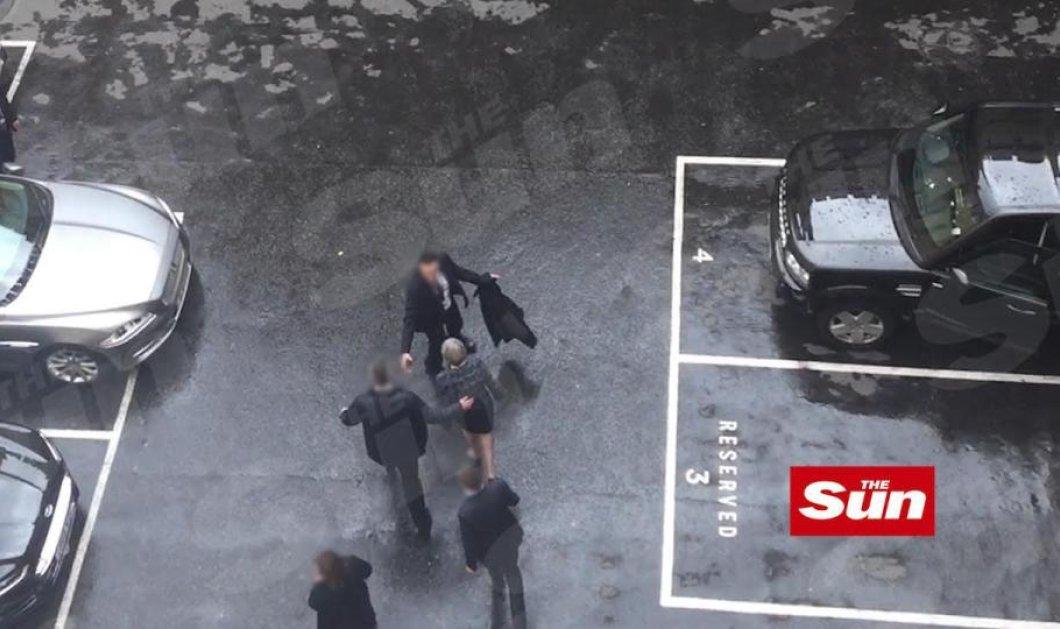 Η Sun δημοσιεύει πως φυγαδεύτηκε η Τερέζας Μέι από το κοινοβούλιο την ώρα της τρομοκρατικής επίθεσης  - Κυρίως Φωτογραφία - Gallery - Video