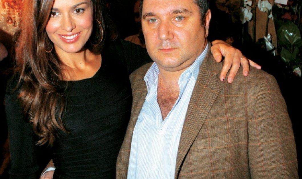 Χωρίζουν ο Παύλος Βαρδινογιάννης και η Τζίνα Αλιμόνου μετά από 10 χρόνια και 4 παιδιά - Κυρίως Φωτογραφία - Gallery - Video