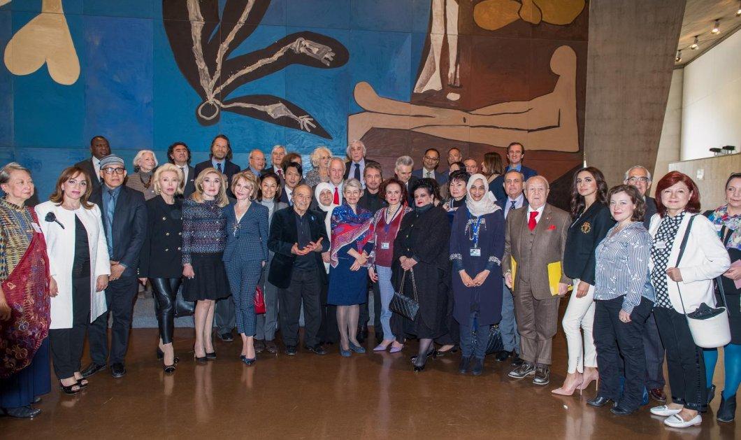 Ετήσια συνάντηση Πρέσβεων Καλής Θελήσεως της UNESCO - Κυρίως Φωτογραφία - Gallery - Video