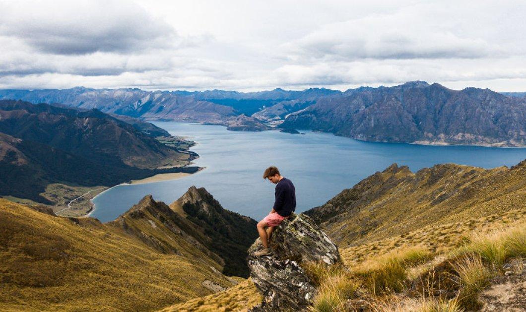 Ταξίδεψε 8,000km στη Νέα Ζηλανδία & κατέληξε: Αυτές οι εικόνες είναι αληθινές με εξωπραγματική ομορφιά - Κυρίως Φωτογραφία - Gallery - Video