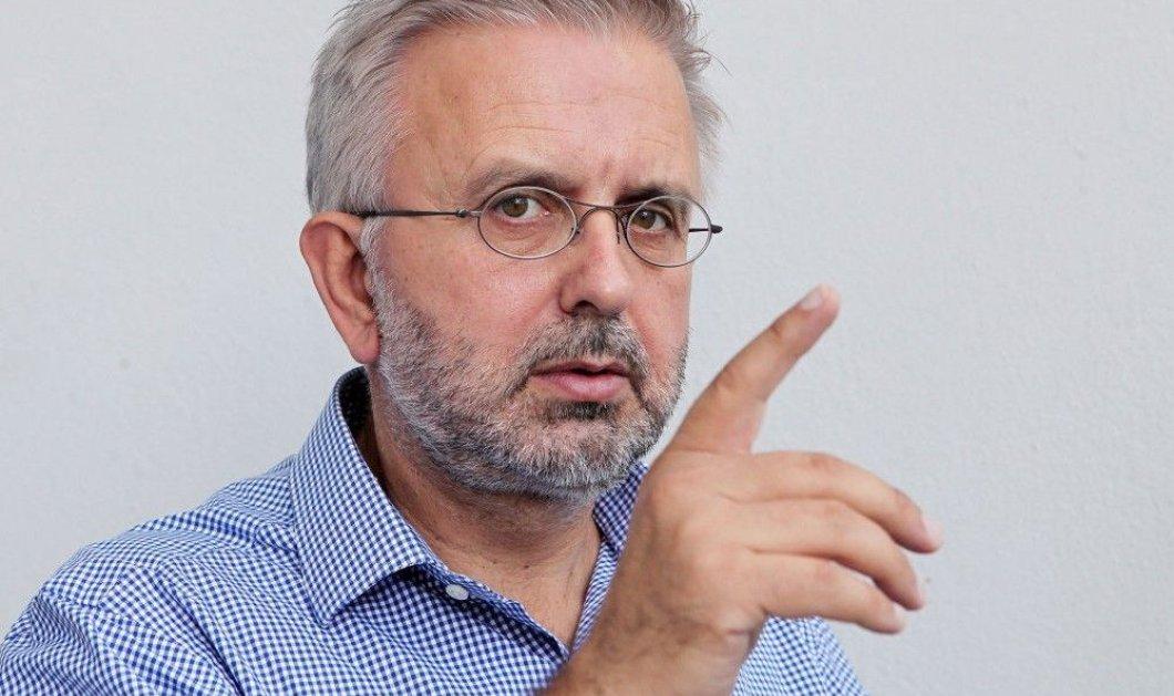 Δήμος Βερύκιος: Ο νέος αντιπρόεδρος του Alpha - Κυρίως Φωτογραφία - Gallery - Video