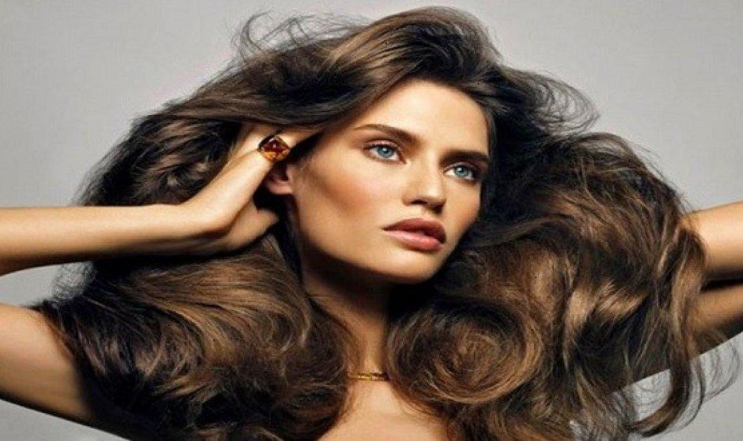 Τσακ μπαμ: Πως να πετύχετε περισσότερο όγκο στα μαλλιά γρήγορα - Κυρίως Φωτογραφία - Gallery - Video