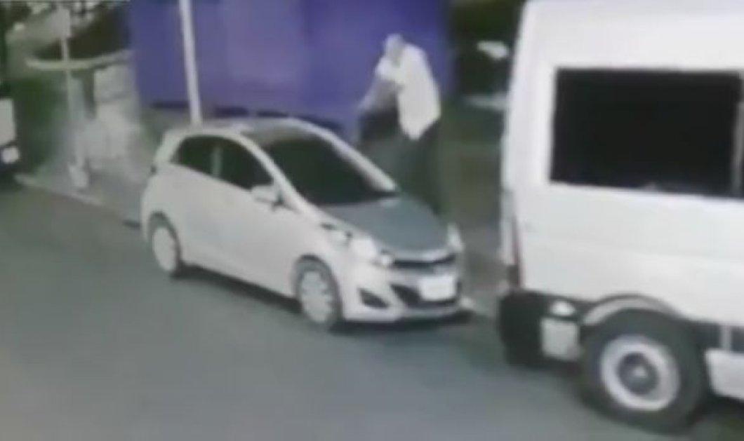Κλεφτρόνι αρπάζει το «λάθος» αυτοκίνητο : Ο αστυνομικός ιδιοκτήτης του πυροβολεί και τον σκοτώνει –Video - Κυρίως Φωτογραφία - Gallery - Video