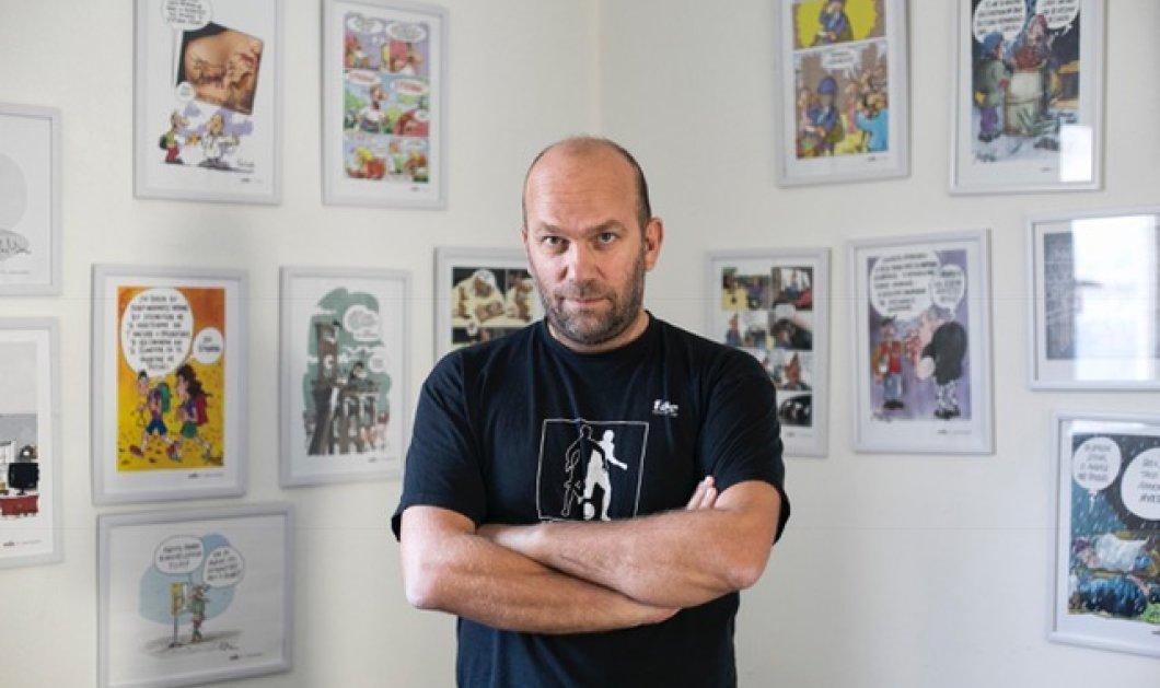 Ο εκδότης της «Σχεδίας» και η πολυβραβευμένη Ελληνίδα φωτορεπόρτερ στους «Φάρους» του COSMOTE HISTORY - Κυρίως Φωτογραφία - Gallery - Video