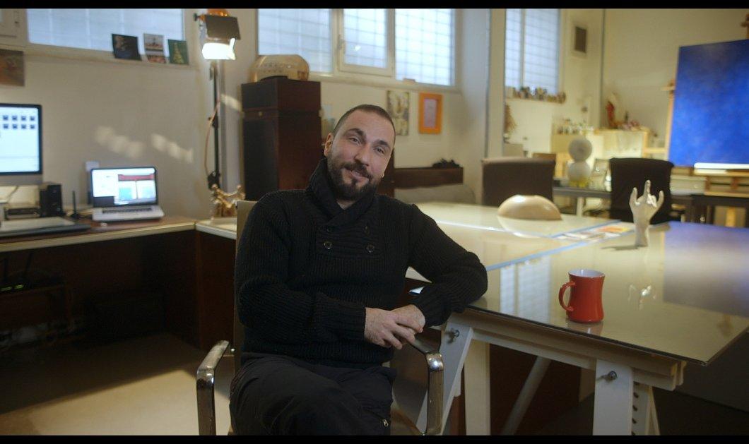 Δύο πολυβραβευμένοι Έλληνες καλλιτέχνες, στους «Φάρους» του COSMOTE HISTORY - Κυρίως Φωτογραφία - Gallery - Video