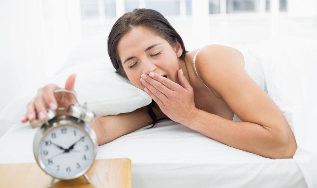 Μελέτη 30 ετών: H αϋπνία αυξάνει τον κίνδυνο για εγκεφαλικό επεισόδιο και έμφραγμα -Οι γυναίκες πιο ευάλωτες - Κυρίως Φωτογραφία - Gallery - Video