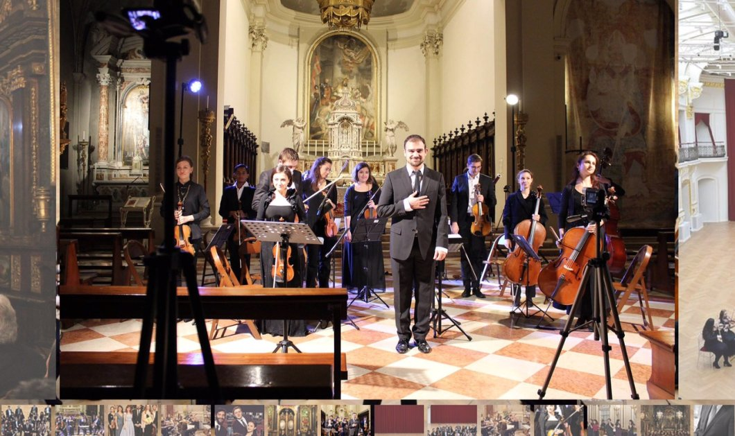 Made in Greece: Ο Θεσσαλονικιός Κωνσταντίνος Δημηνάκης, διευθυντής ορχήστρας στη Βιέννη- Ένας από τους 20 πιο ταλαντούχους της Ευρώπης! - Κυρίως Φωτογραφία - Gallery - Video