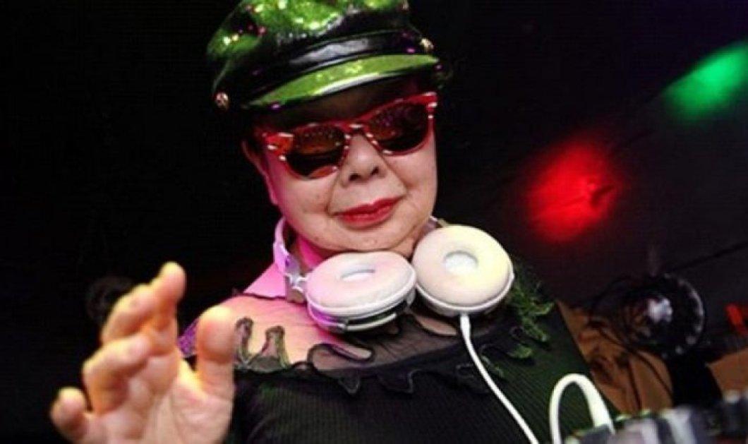 Τοp woman η Sumiko ετών 82: Είναι η πιο περιζήτητη DJ στο Τόκιο (Φωτό - Βίντεο) - Κυρίως Φωτογραφία - Gallery - Video