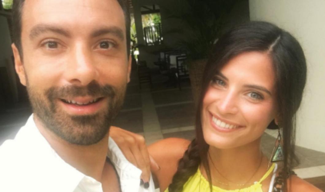 Ο έρωτας δεν κρύβεται στο ...Instagram: Πολύ ερωτευμένη Χριστίνα Μπόμπα με Σάκη Τανιμανίδη  - Κυρίως Φωτογραφία - Gallery - Video