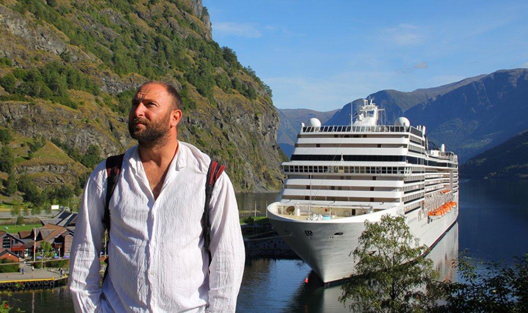 Το eirinika ανακάλυψε το Tripment: Ο Μάνος Λιανόπουλος με μηχανές στην Ευρώπη - Περιπλάνηση, πεζοπορίες και εξερεύνηση σε όλη την Ελλάδα - Κυρίως Φωτογραφία - Gallery - Video