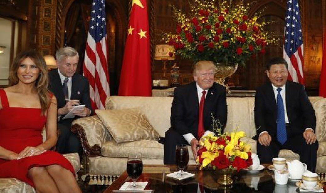 Ο Πρόεδρος της Κίνας και η σύζυγός του στο Λευκό Οίκο - Φωτό - Κυρίως Φωτογραφία - Gallery - Video