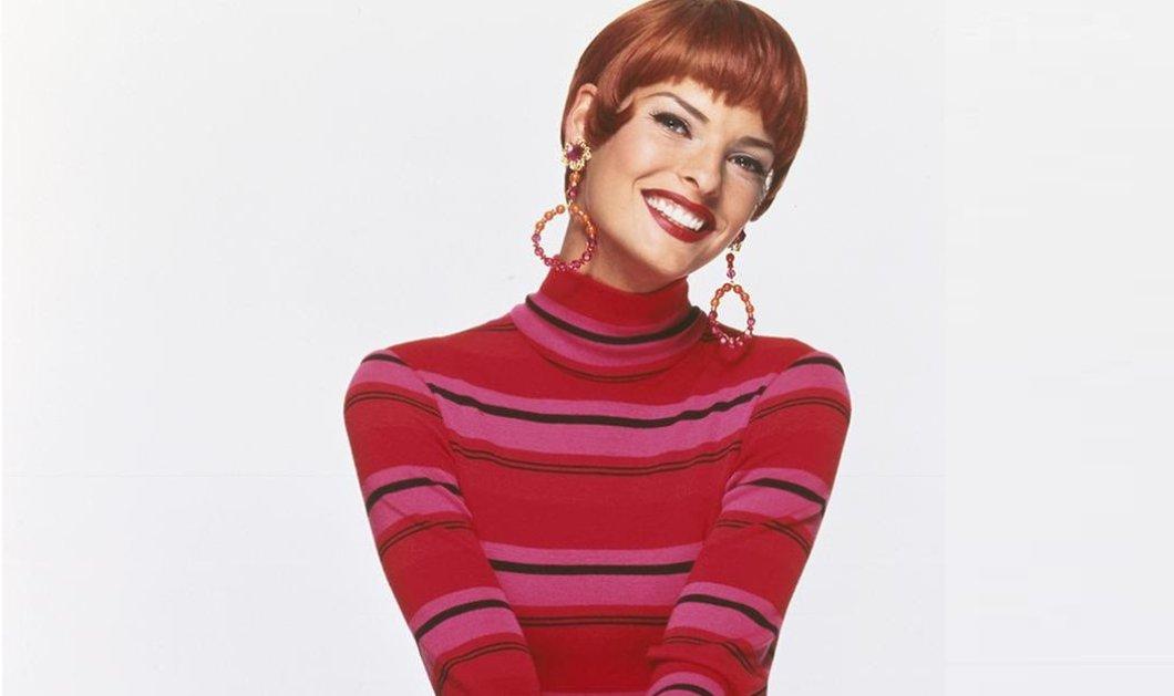 Τα 1000+1 κοντά κουρέματα του μοντέλου χαμαιλέοντα των 90's Linda Evangelista - Κυρίως Φωτογραφία - Gallery - Video