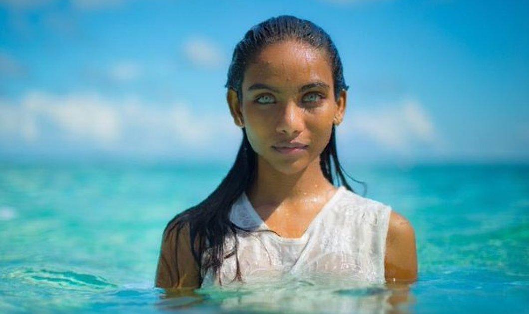 """Εξτρεμιστές δολοφόνησαν το μοντέλο της Vogue με τα τυρκουάζ μάτια: """"Δεν φορούσε μαντήλα"""" λένε οι γονείς της  - Κυρίως Φωτογραφία - Gallery - Video"""