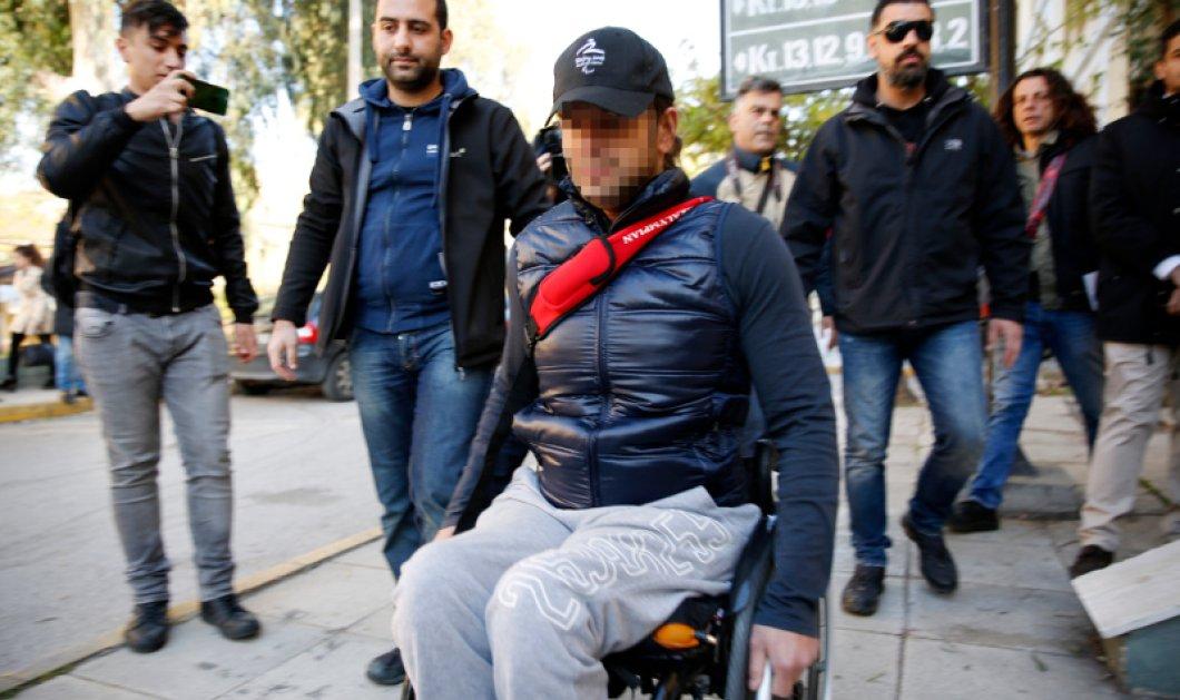 Μοσχάτο - Έγκλημα Παραολυμπιονίκη: Σοκάρει ο διάλογος του θύματος με το 100 - Κυρίως Φωτογραφία - Gallery - Video