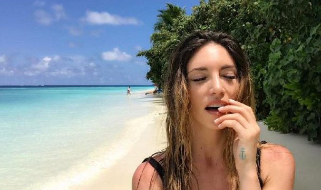 Η εξωτική Αθηνά Οικονομάκου στις Μαλδίβες! -Φώτο - Κυρίως Φωτογραφία - Gallery - Video