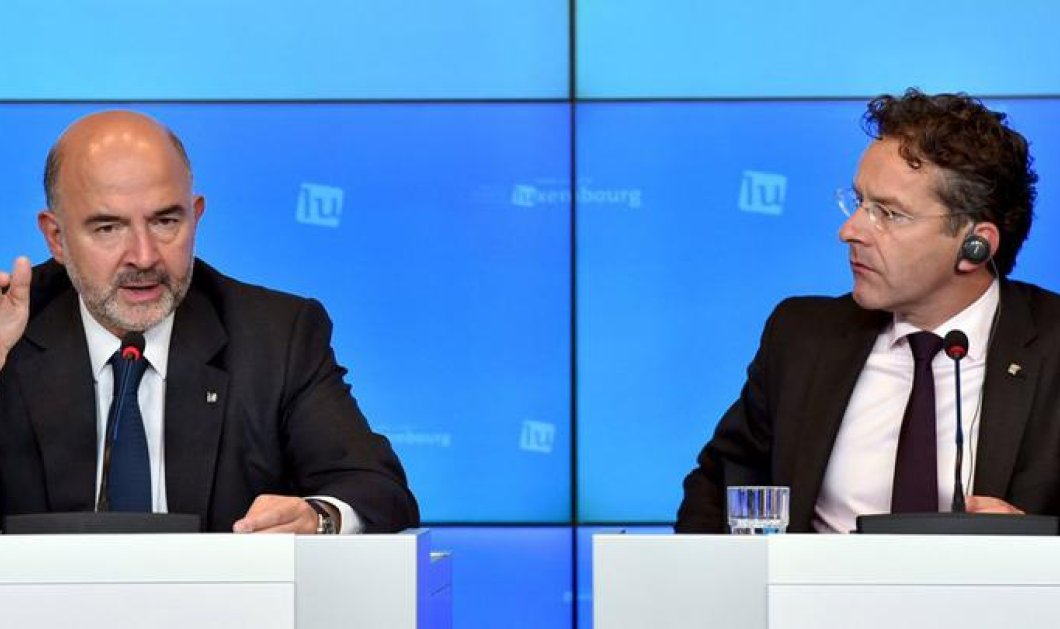 """Ντάισελμπλουμ: """"Η συμφωνία θα επιτευχθεί σύντομα"""" - Μοσκοβισί: """"Η Ελλάδα πρέπει να στηριχτεί"""" - Κυρίως Φωτογραφία - Gallery - Video"""