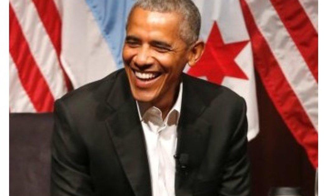 Μπαράκ Ομπάμα is back! Μίλησε σε δεκάδες νέους και ανακοίνωσε τα νέα του σχέδια (Φωτό - Βίντεο) - Κυρίως Φωτογραφία - Gallery - Video