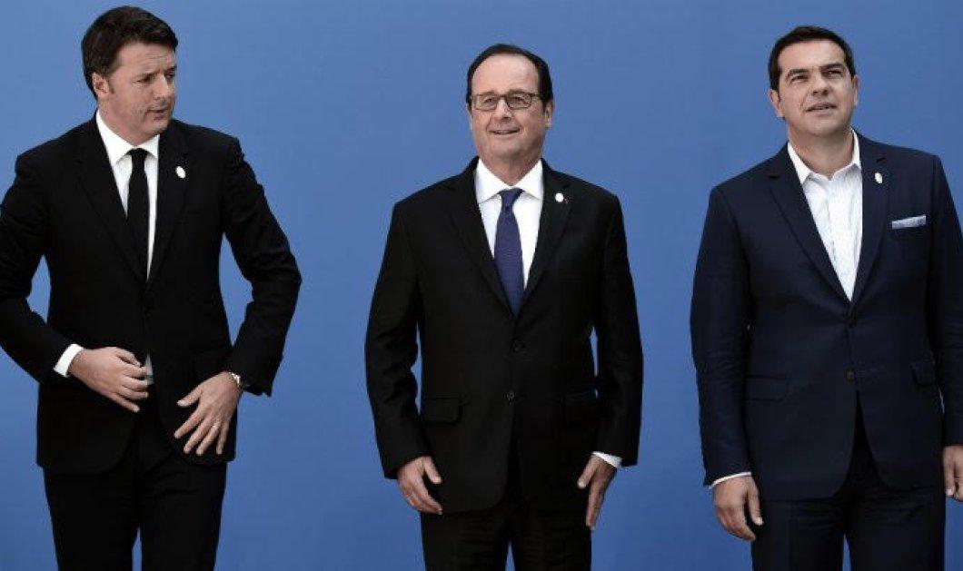 Φρανσουά Ολάντ: Πρέπει επιτέλους να δοθεί οριστική λύση για την Ελλάδα - Κυρίως Φωτογραφία - Gallery - Video