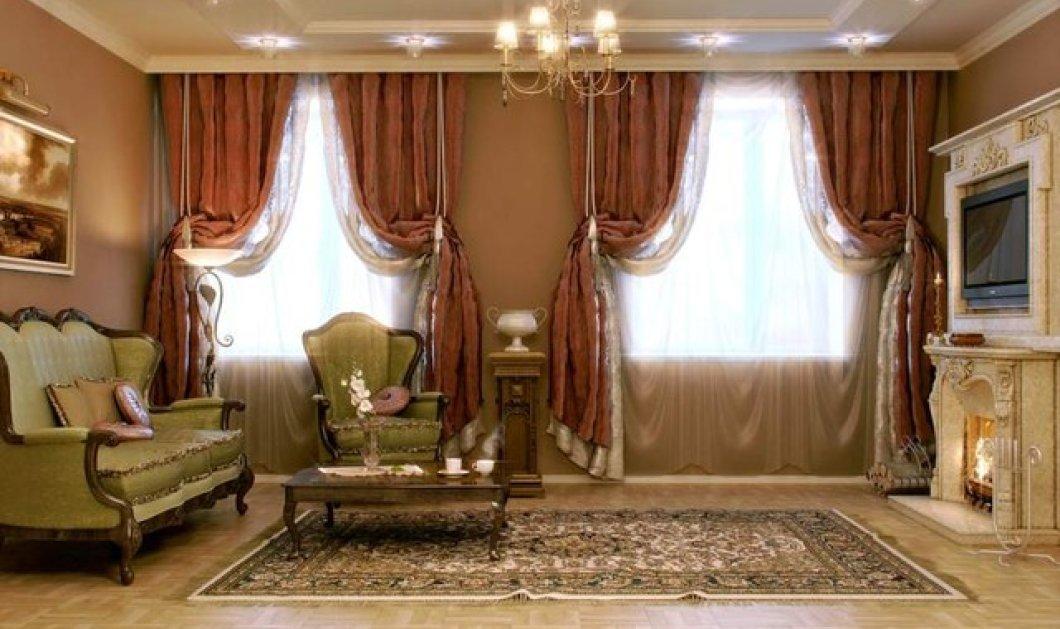 Προτάσεις διακόσμησης - Δείτε πως να μετατρέψετε το σπίτι σας σε παλάτι - Κυρίως Φωτογραφία - Gallery - Video