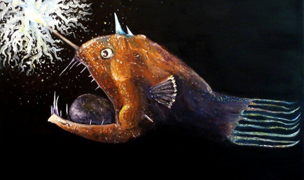 """Έχετε δει τα τρομακτικά """"ψάρια όχι του βυθού αλλά της αβύσσου""""; Μην τα δείτε μόνοι, θα φοβηθείτε... (Φωτό & Βίντεο) - Κυρίως Φωτογραφία - Gallery - Video"""