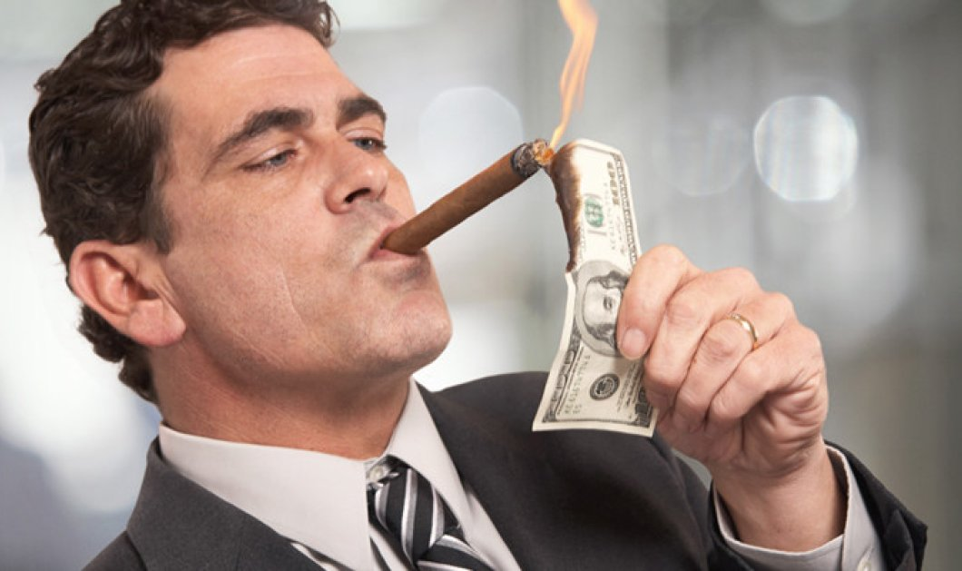 Πως σε 2 χρόνια & μέσα στην κρίση οι πλούσιοι στην Ελλάδα αυξήθηκαν κατά 450% - Καθόλου πλάκα! - Κυρίως Φωτογραφία - Gallery - Video