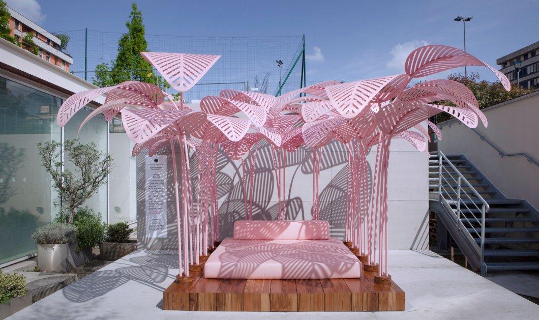 Το ροζ είναι το χρώμα της εποχής: Με το Millenial pink ξεκινάει η design week στο Μιλάνο (Φωτό) - Κυρίως Φωτογραφία - Gallery - Video