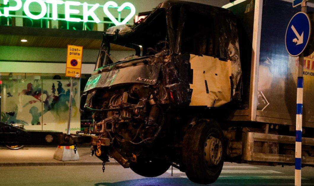 Οι 40 φωτογραφίες που κόβουν την ανάσα από τη τρομοκρατικη επίθεση στην καρδιά της Στοκχόλμης - Κυρίως Φωτογραφία - Gallery - Video