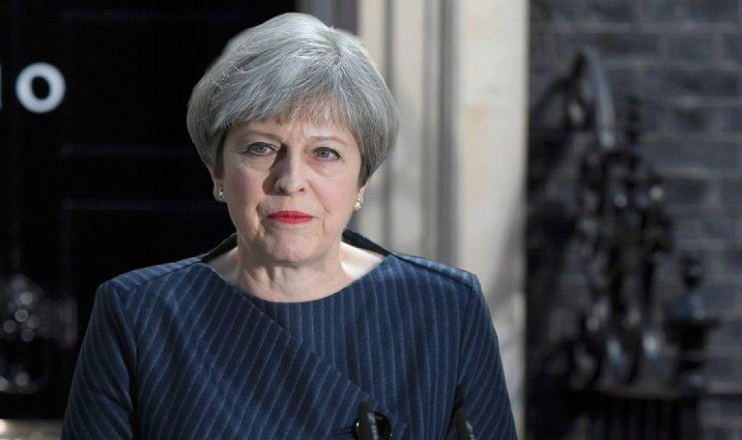 Πρόωρες εκλογές στην Βρετανία στις 8 Ιουνίου - Το έκτακτο διάγγελμα της Τερέζα Μέι (Βίντεο) - Κυρίως Φωτογραφία - Gallery - Video