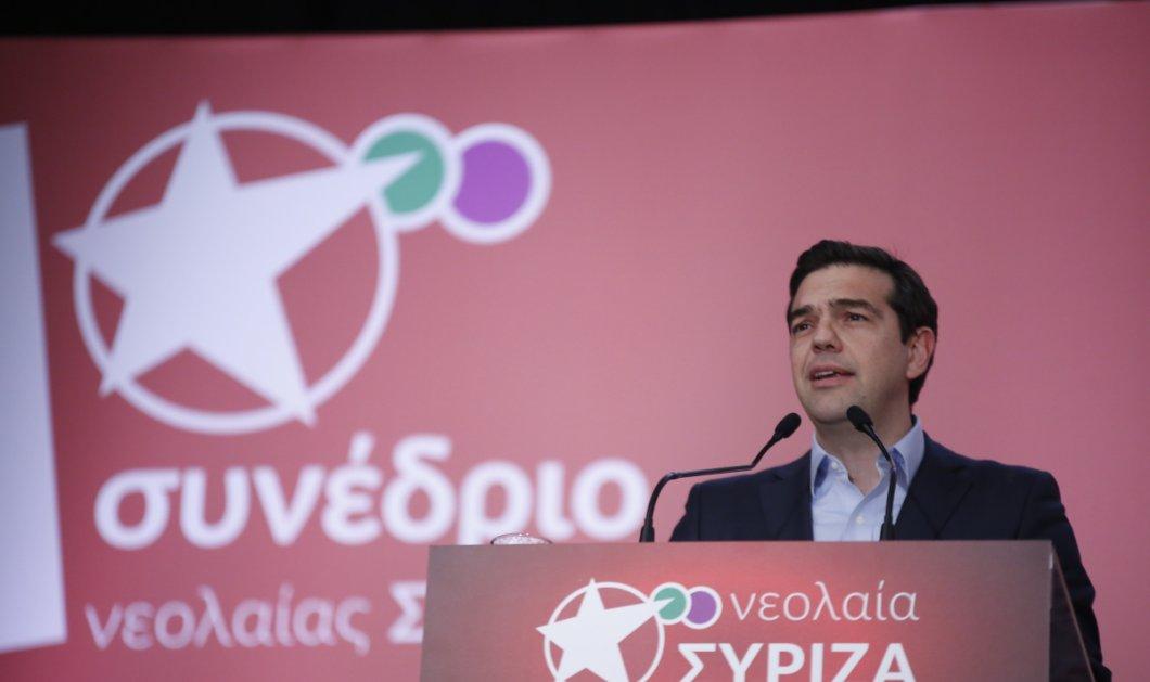 Βίντεο - Ο Α. Τσίπρας στη νεολαία: Θα δώσουμε προοπτική και ελπίδα στους νέους και τις νέες  - Κυρίως Φωτογραφία - Gallery - Video