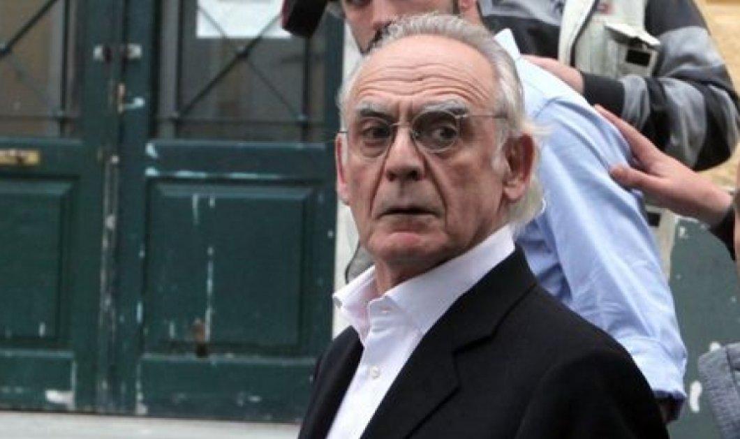 Από δωρεές φίλων του βρέθηκαν τα χρήματα για την αποφυλάκιση του Άκη Τσοχατζόπουλου - Κυρίως Φωτογραφία - Gallery - Video