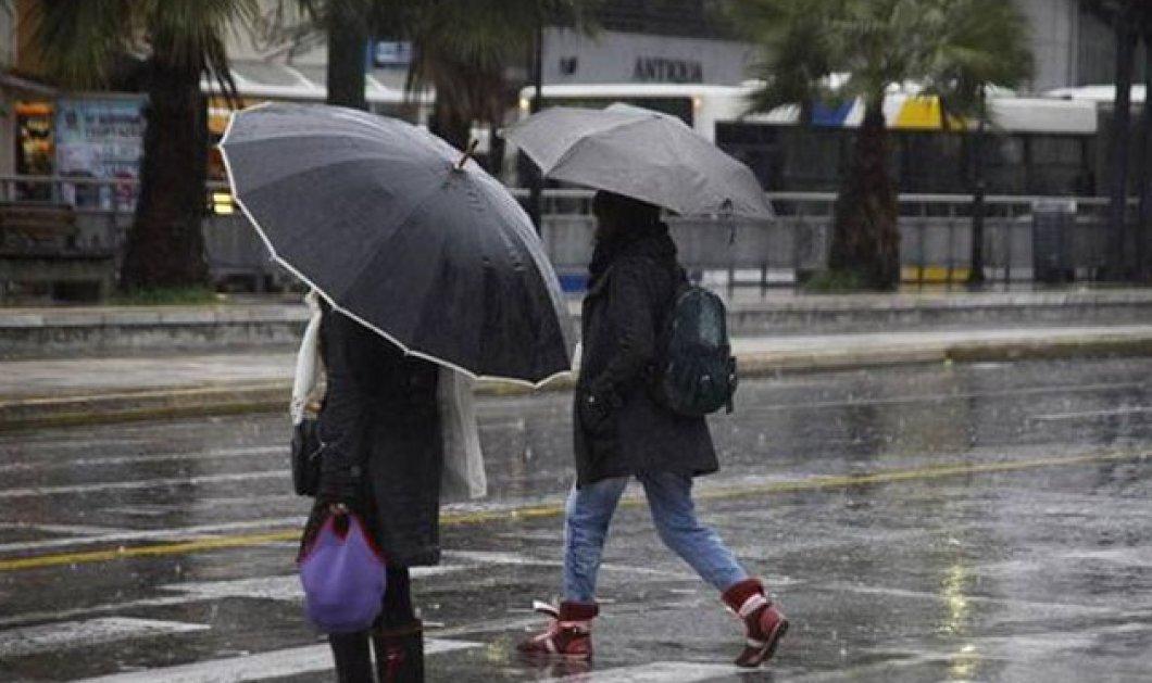 Σφοδρή καταιγίδα στην Αττική με αστραπές, βροντές και πλημμύρες- Όλη η πρόγνωση - Κυρίως Φωτογραφία - Gallery - Video
