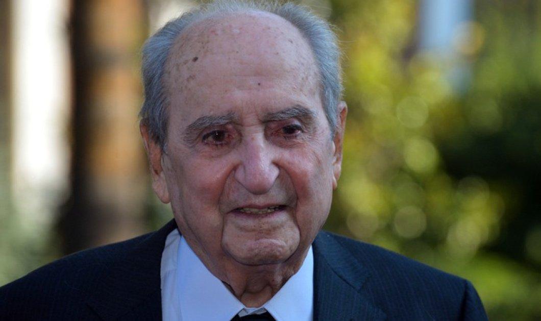 Τετραήμερο πένθος για τον Κ. Μητσοτάκη- Σε λαϊκό προσκύνημα η σορός του την Τετάρτη - Κυρίως Φωτογραφία - Gallery - Video