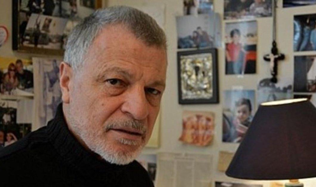 Ο δημοσιογράφος Γ. Κανελλάκης στο fb: «Δεν δεν θα τσιγκουνευτώ τις βόμβες- πακέτα που θα μπορούσαν να «σκάσουν» στα πόδια του κάθε Στουρνάρα...» - Κυρίως Φωτογραφία - Gallery - Video