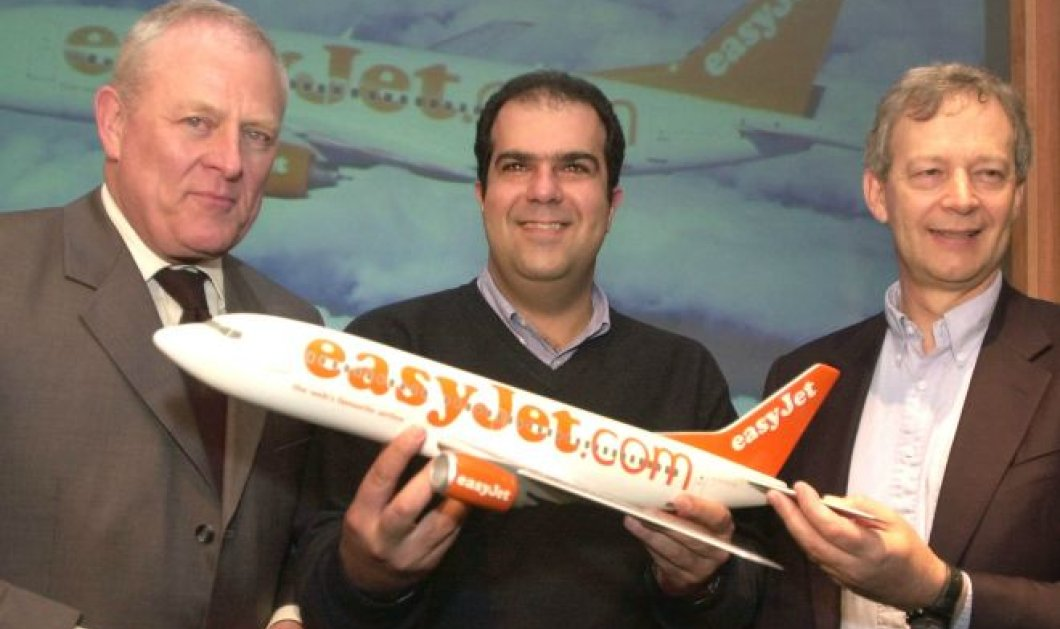 Good news: Ο Sir Στέλιος Χατζηιωάννου χαρίζει την μισή του περιουσία - Ο Mr Easyjet πήρε την μεγάλη απόφαση  - Κυρίως Φωτογραφία - Gallery - Video
