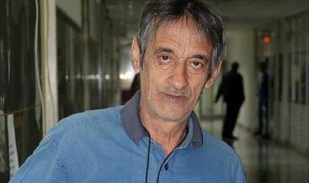 Έφυγε από την ζωή ο δημοσιογράφος Κώστας Αριδάκης - Κυρίως Φωτογραφία - Gallery - Video