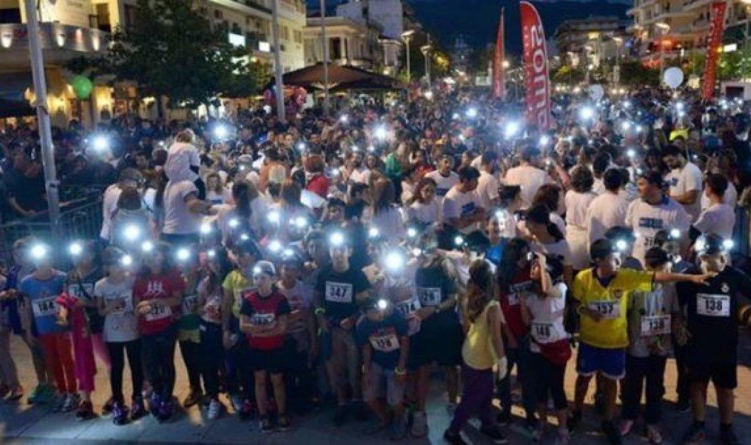 Κυκλοφοριακές ρυθμίσεις στην Αθήνα σήμερα για το νυχτερινό αγώνα δρόμου «LIGHTING UP ATHENS» - Κυρίως Φωτογραφία - Gallery - Video