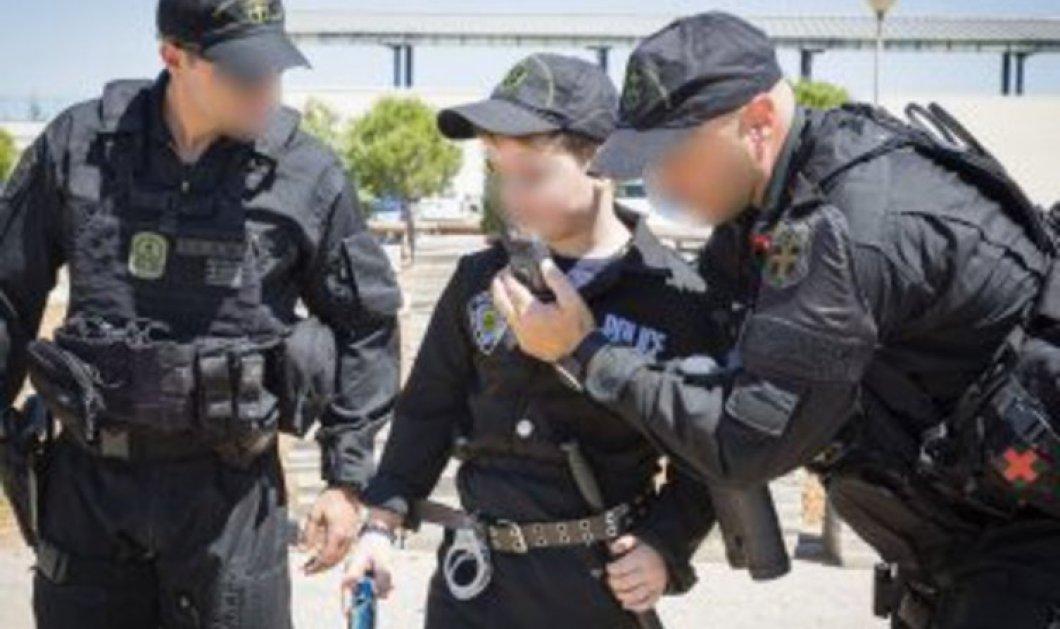 Good news από το «Make-A-Wish» που έκανε 6χρονο να γίνει για μερικές ώρες αστυνομικός της ΕΚΑΜ - Κυρίως Φωτογραφία - Gallery - Video