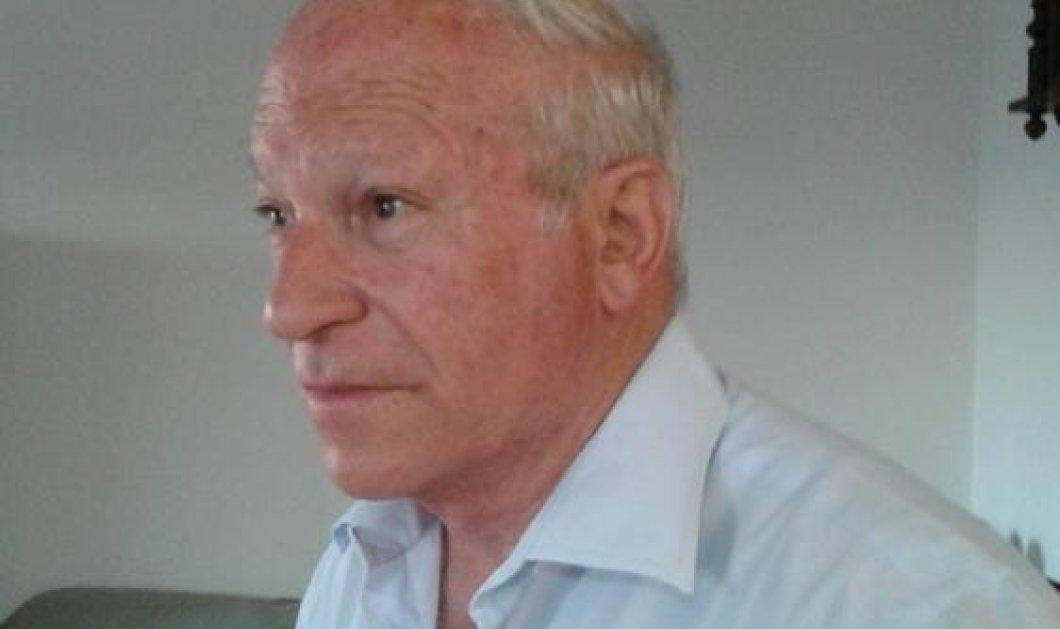 Προκαταρκτική εξέταση για όσα ανέφερε για τον Γιάννη Στουρνάρα ο Γιώργος Φιλιππάκης στο Facebook - Τι λέει ο συνήγορός του - Κυρίως Φωτογραφία - Gallery - Video