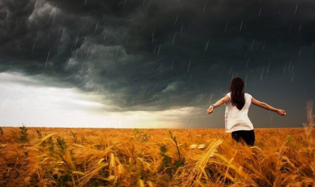 Χαλάει ο καιρός: Συννεφιά και βροχές σήμερα Δευτέρα - Κυρίως Φωτογραφία - Gallery - Video