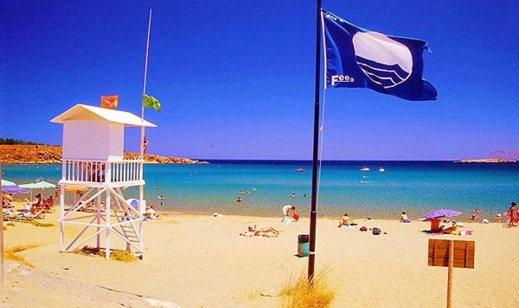 Good news: 25% Περισσότερες oι ελληνικές ακτές με Γαλάζια Σημαία φέτος  - Κυρίως Φωτογραφία - Gallery - Video