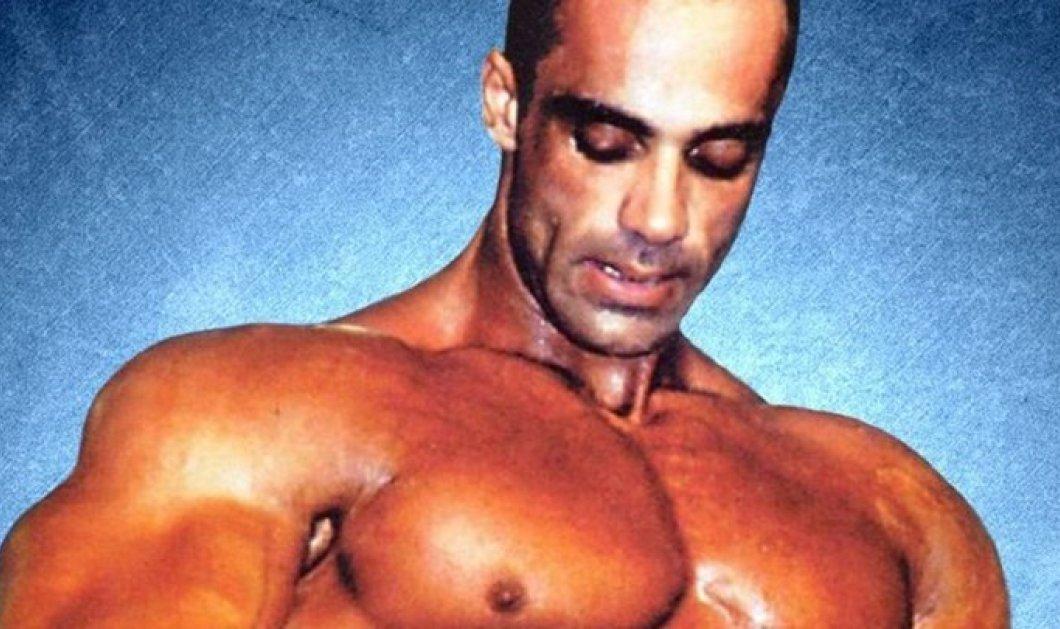 Τι έδειξε η νεκροψία του bodybuilder Βασίλη Γρίβα - Κυρίως Φωτογραφία - Gallery - Video