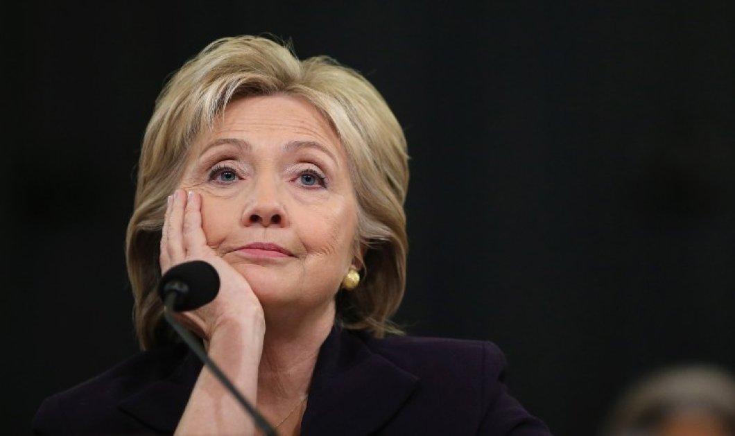 Χίλαρι Κλίντον: Ξεπέρασα την εκλογική μου ήττα με ένα καλό Σαρντονέ & είδα τα εγγόνια μου - Κυρίως Φωτογραφία - Gallery - Video